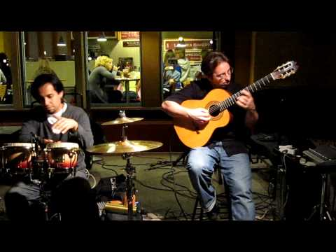 David Wayne  guitarist plays 'Europa' at Downtown Disney, Anaheim California