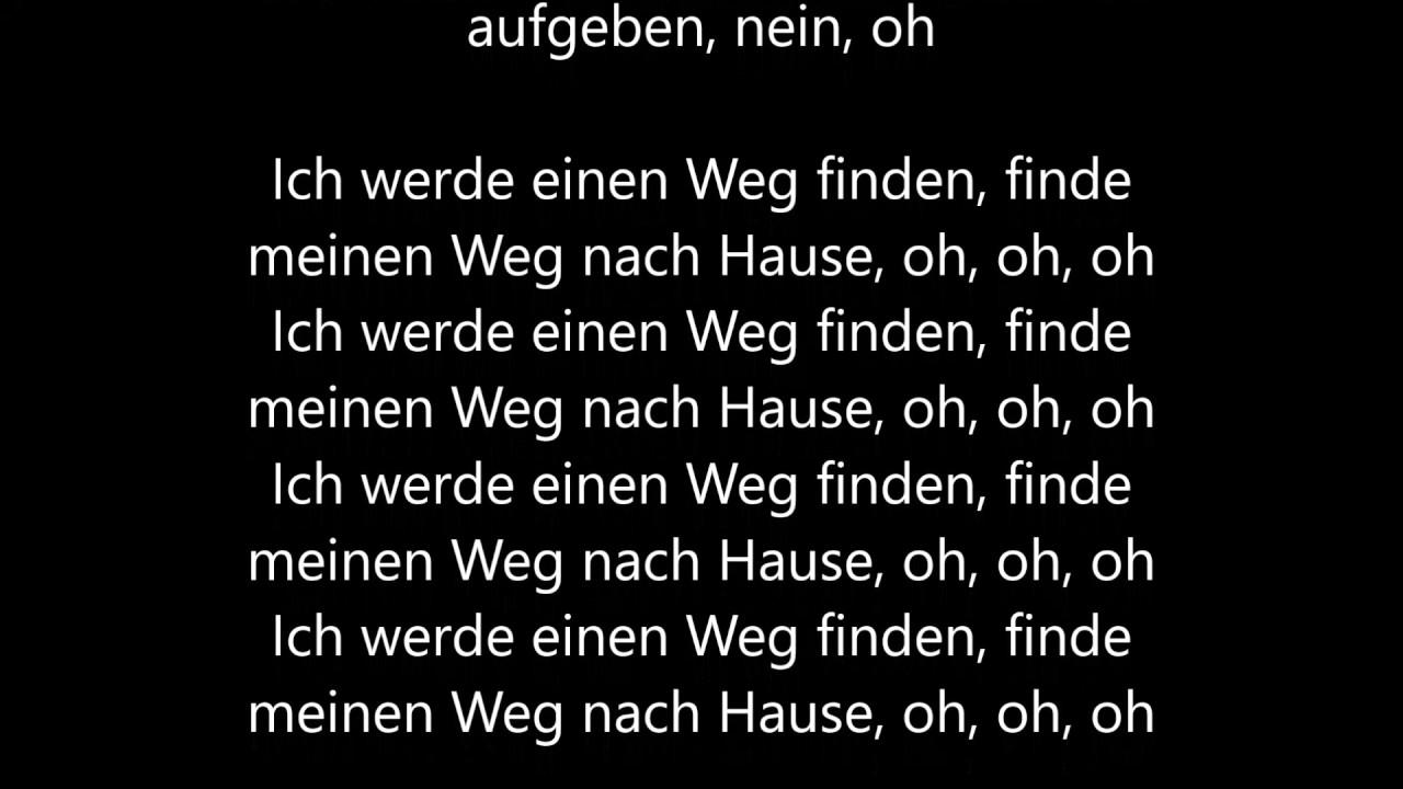 Sia - Never Give Up [Deutsche Übersetzung / German Lyrics] - YouTube