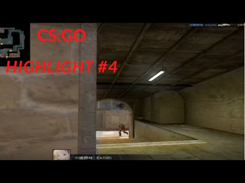 CS:GO Highlights #4 | Flick God | Spray Transfer | Inhuman Reaction