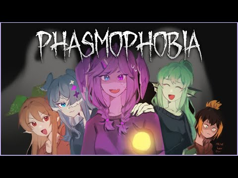 【PHASMOPHOBIA】20 games... free me 【NIJISANJI EN | Selen Tatsuki】