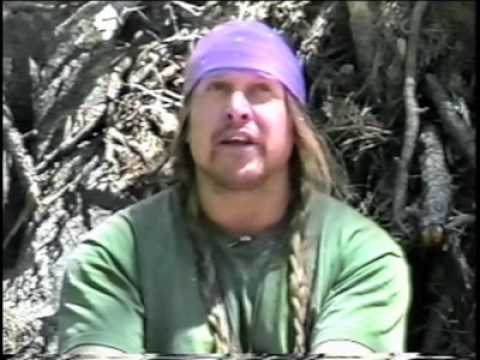 1998 Living Outside Documentary  Featuring Cody Lundin