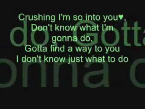 Crushed by Elise Estrada (lyrics).flv