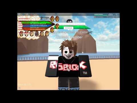 Roblox Nindoshinobi Life Oa Funny Anbu Mask Youtube