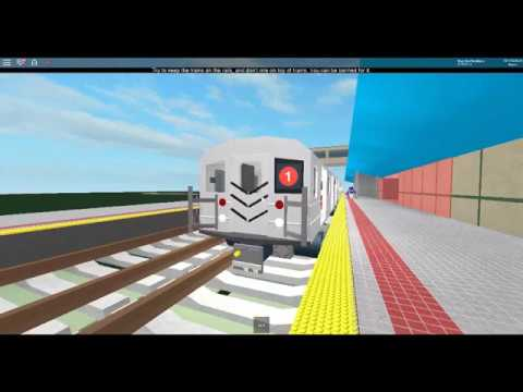 ROBLOX | Where are the Trains? | IRT Automated Metro