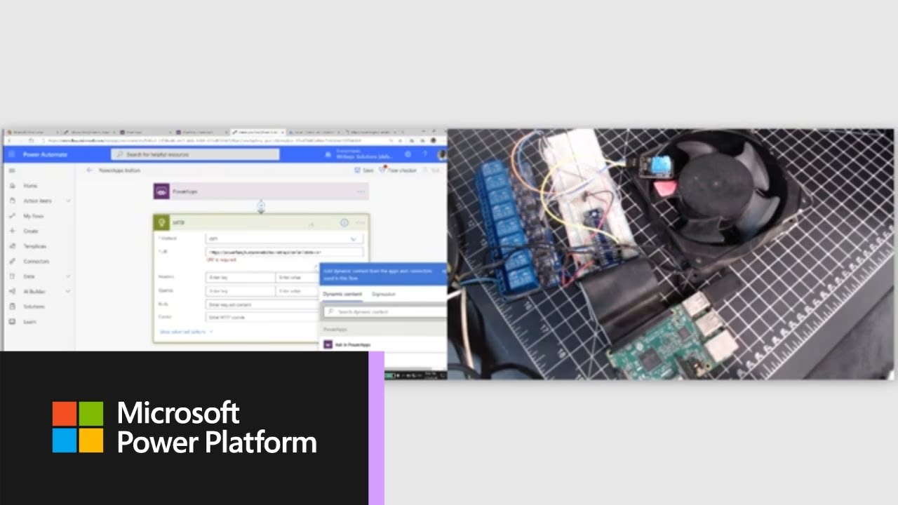 How to Build A Power App To Run Your Microsoft Azure IoT Function