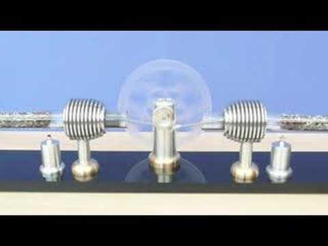 Twin inline thermoacoustic Stirling engine