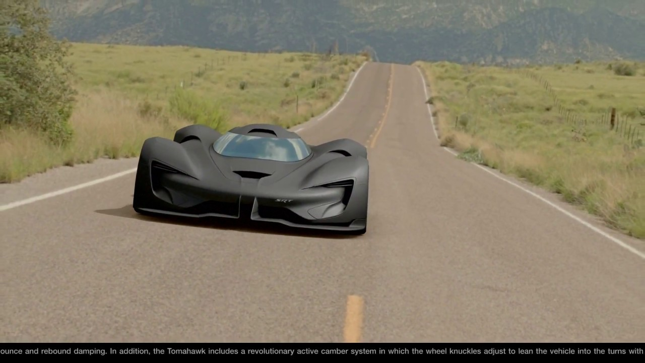 GT SPORT Dodge SRT Tomahawk X VGT Carbon Prototype - YouTube