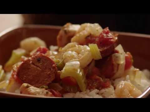How to Make Slow Cooker Jambalaya | Mardi Gras Recipes | Allrecipes.com