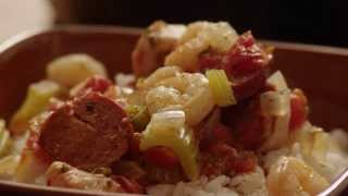 Mardi Gras Recipes - How To Make Slow Cooker Jambalaya