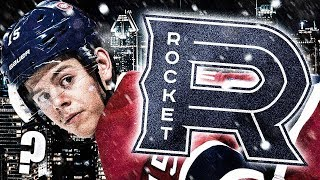 Let's Talk About Jesperi Kotkaniemi & The Laval Rocket... (Montreal Canadiens / Habs Rumours NHL)