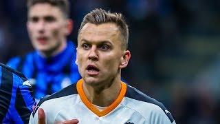 Черышев мог спасти Валенсию в Лиге Чемпионов