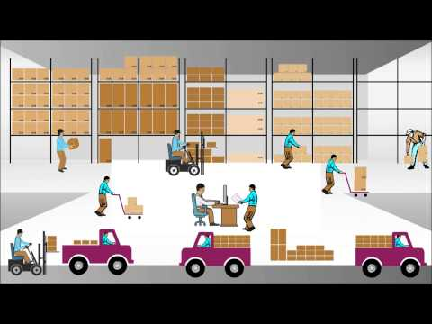 Simplr Warehouse - Mobile Warehouse Management System