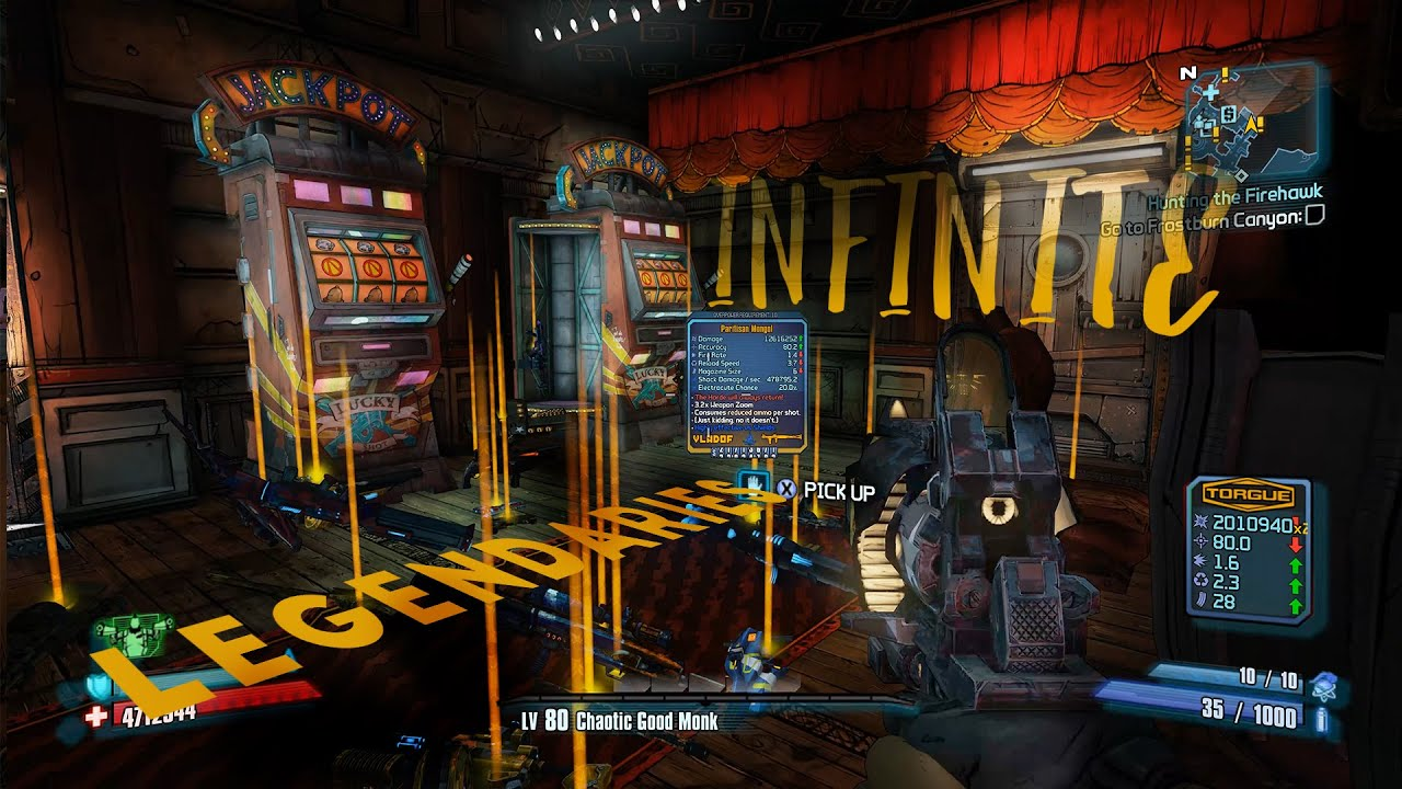 Slot Machine Trick Borderlands 2