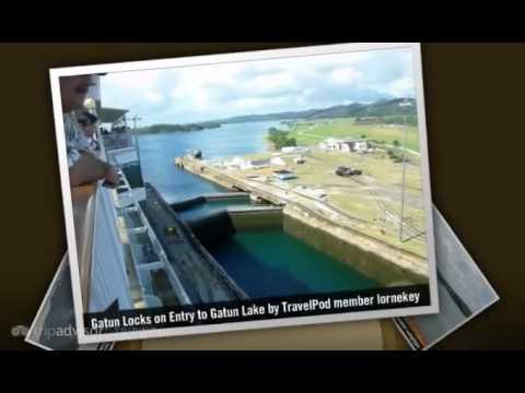 Gatun Lake - Panama City, Panama