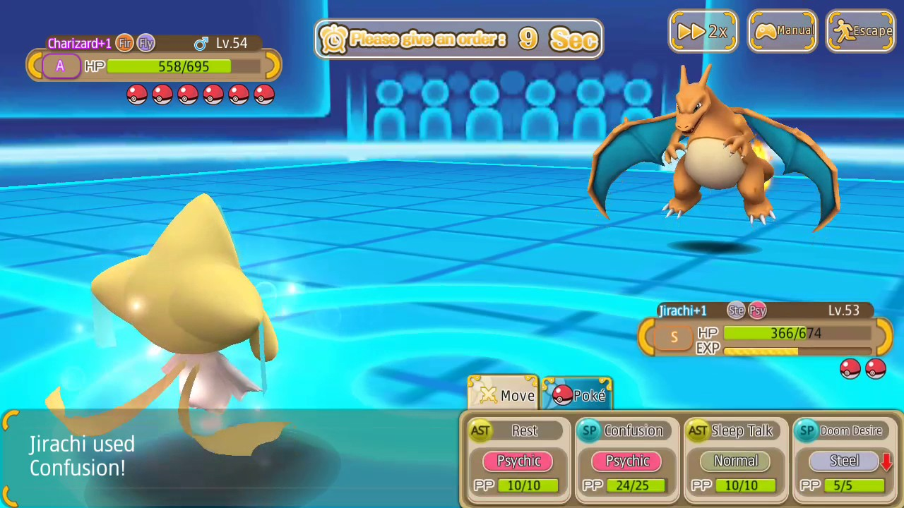 Hey Monster Snorlax And Jirachi Sleep Combo In Pokemon League Arena