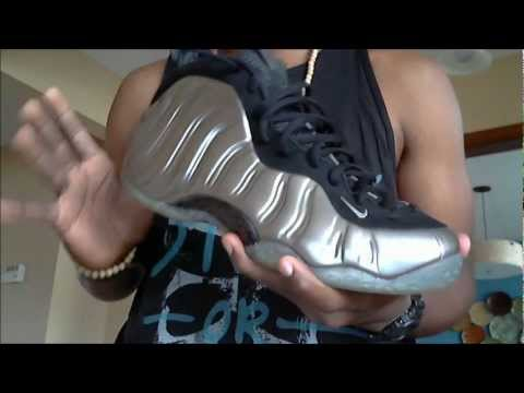 """Nike Air Foamposite One """"Metallic Pewter"""" W/ Onfoot Review"""