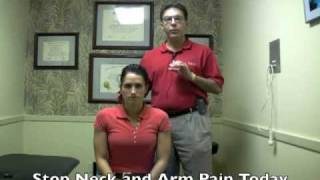 Pinched Nerve Exercises for Neck Pain