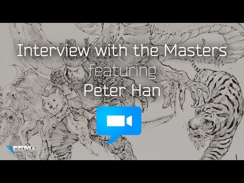 Interview with the Masters   featuring Peter Han