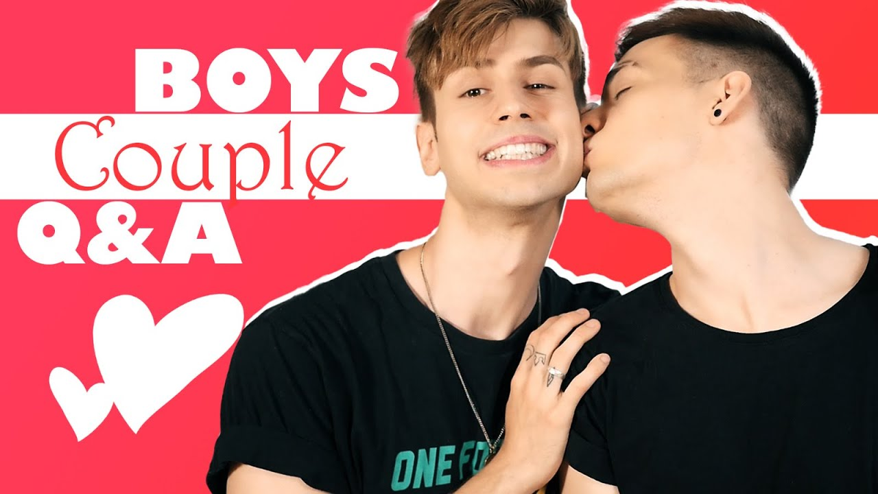 Unsere AFFAIRE & wie mein Freund mein Herz gewann...🤪♥️ | Boys Couple Q&A