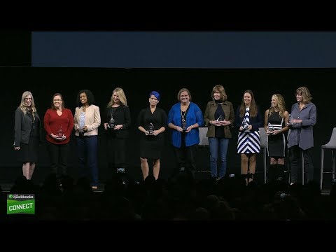 QuickBooks Connect 2017: Most Powerful Women in Accounting