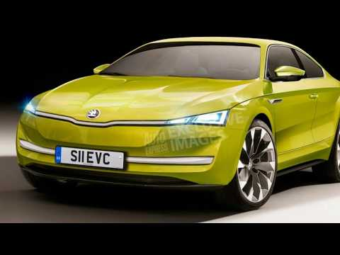 Skoda electric hatch and coupe SUV will be release on 2020