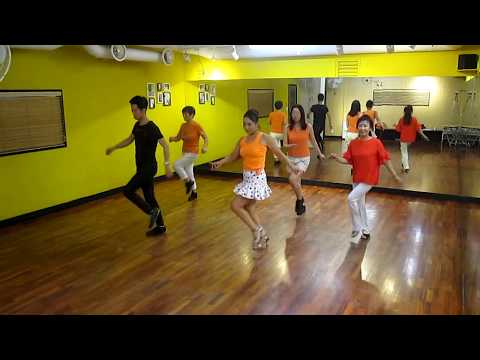 Never Stop Falling In Love Rumba (by Helaine Norman) - Line Dance
