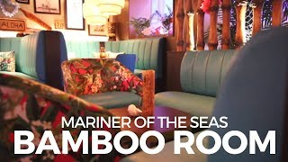 Bamboo Room & Quest Game Show | Mariner of the Seas Day 2 Pt 2