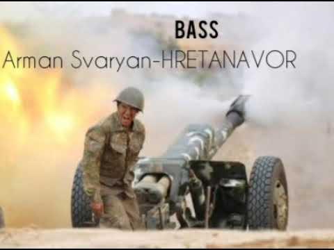 Download Arman Svaryan-HRETANAVOR | BASS