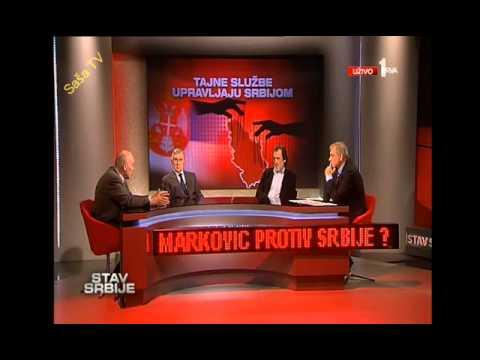 Stav Srbije - Rade Marković protiv Srbije