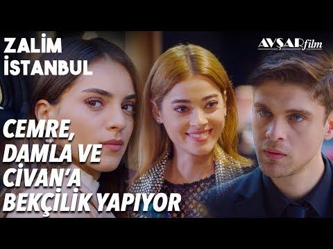 Muhteşem Alışveriş Dörtlüsü; Cemre, Nedim, Damla, Civan | Zalim İstanbul 21. Bölüm