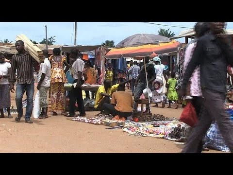 Bangui market helps mend ties after C. Africa conflict