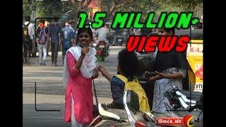 வீட்ல வேணும்னா வந்து பொண்ணு கேளுங்க | Girl Replied To TamilSelvan's Proposal | Prank Show