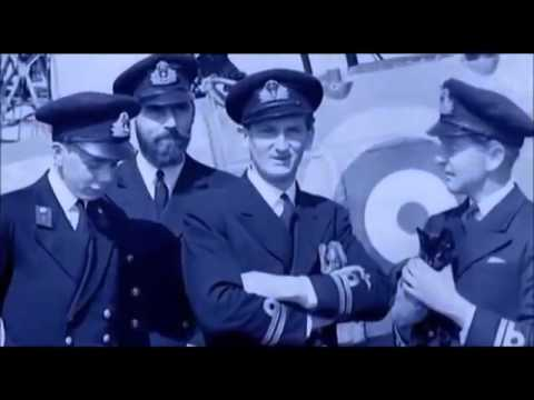 WW2: British Aircraft Carrier HMS Ark Royal
