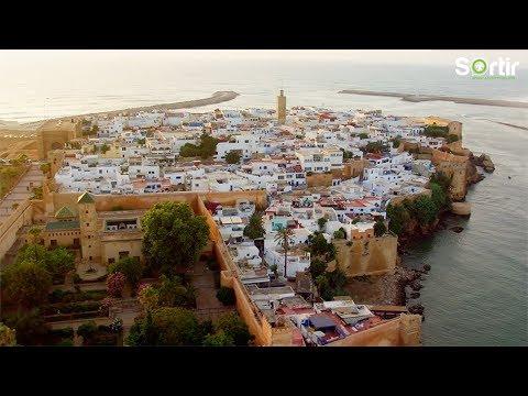 Rabat & Salé vues du ciel !