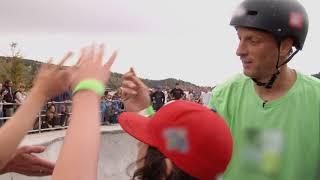 Tony Hawk | Behind The Scenes Tony Hawk's™ Pro Skater™ 1 and 2