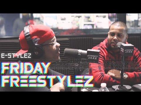 Jimmy Jazz Radio - E-stylez Friday Freestyles w/ Swave (@swavehmg)
