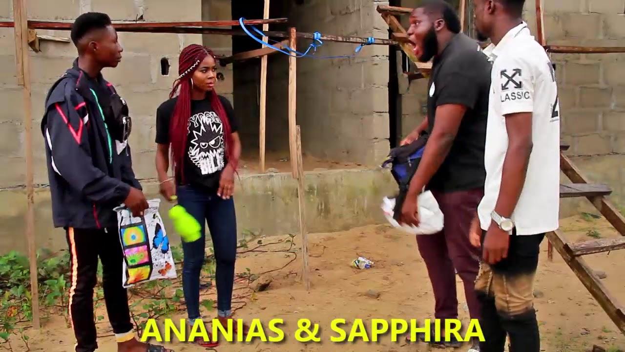 Download ANANIAS & SAPPHIRA - ITK CONCEPT