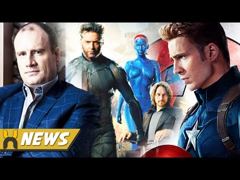 "Kevin Feige: Marvel-Fox Deal an ""Impossibility"" and MORE!"