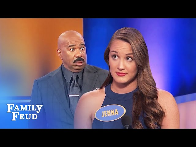 Husbands *forget* to do this just to annoy their wives! | Family Feud
