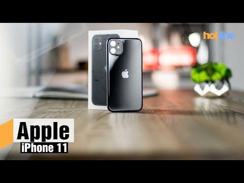 IPhone 11 — обзор смартфона