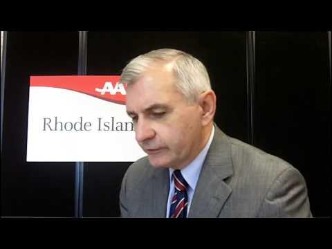 Senator Jack Reed at AARP