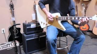 Gibson Lzzy Hale Explorer Demo