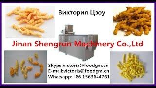 кукурузные палочики пыхтел пищи экструдер/машина /оборудование/ Закуска
