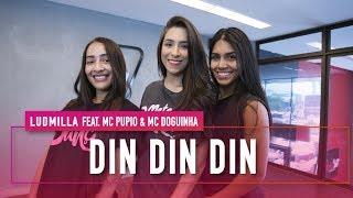 Baixar Ludmilla - Din Din Din feat. Mc Pupio & Mc Doguinha  | Coreografia: Mete Dança | 4k