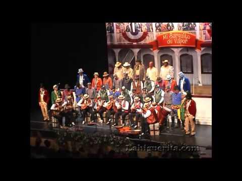 """Coro """"Mi Barquito de Vapor"""" - Actuación Preliminares - Carnaval Isla Cristina 2016 - CarnavalDeIsla"""