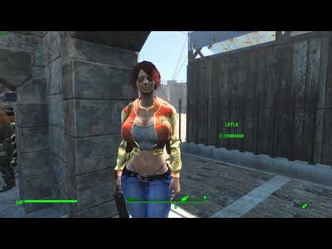 Fallout 4-My Castle Build