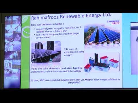 IOREC - Off-grid RE Technology: Design, Innovation & Integration