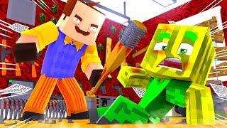 Mein NACHBAR RASTET EXTREM AUS?! - Minecraft ALLTAG