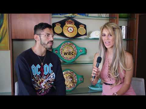 Jorge Linares interview by Leila Ciancaglini