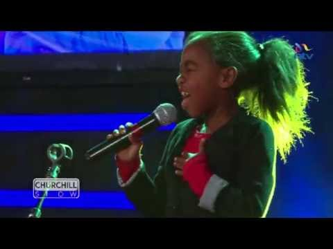 At just 8 years, Shanna sang her heart out and she was Amazing